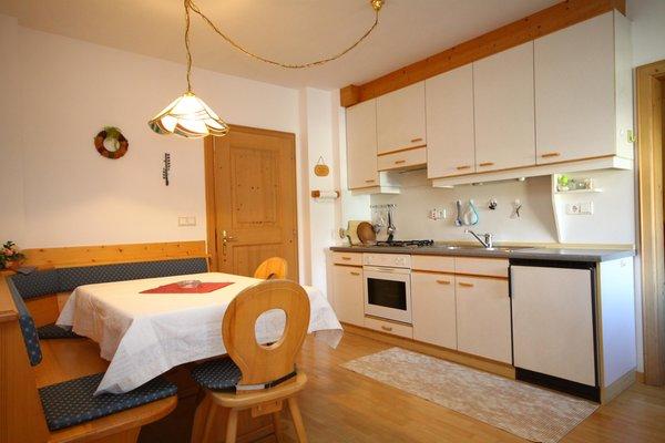 Foto der Küche Apartments Oberparleiter Bachlechnerhof