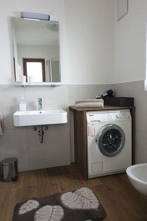 Foto del bagno Appartamenti Unterrainerhof