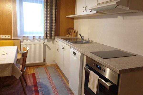 Foto della cucina Unterrainerhof