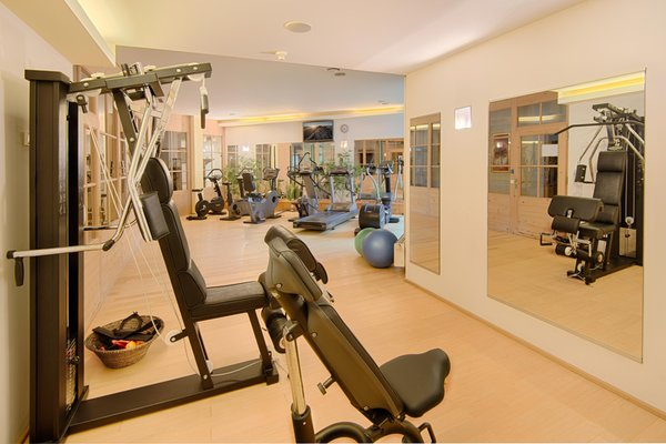 Photo of the fitness area Das Majestic Hotel & Spa Resort