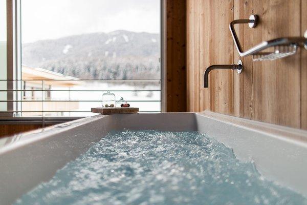 Foto del bagno Hotel Petrus