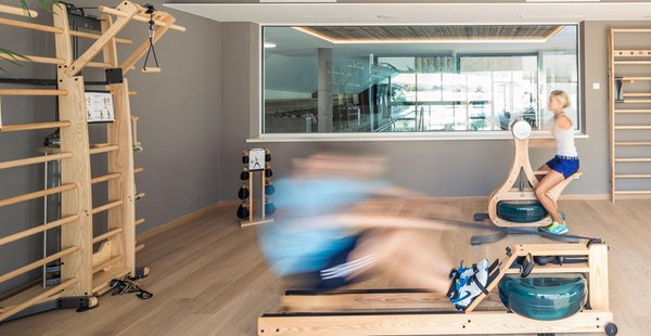 Photo of the fitness area Hotel Petrus
