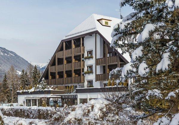 Foto invernale di presentazione Royal Hinterhuber - Hotel 4 stelle