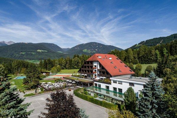Foto estiva di presentazione Royal Hinterhuber - Hotel 4 stelle