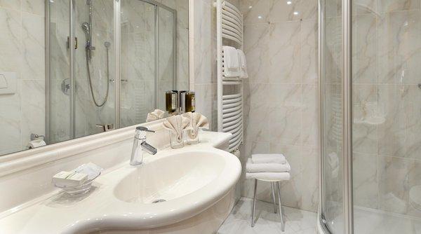 Foto del bagno Hotel Royal Hinterhuber