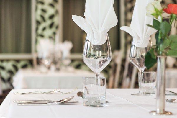 Il ristorante Riscone Royal Hinterhuber