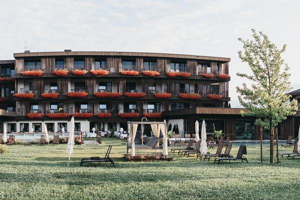 Sommer Präsentationsbild Hotel Rudolf