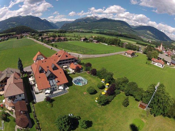 La posizione Hotel Schönblick Riscone