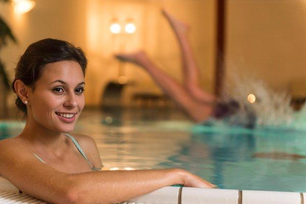La piscina Parkhotel Schönblick - Hotel 4 stelle