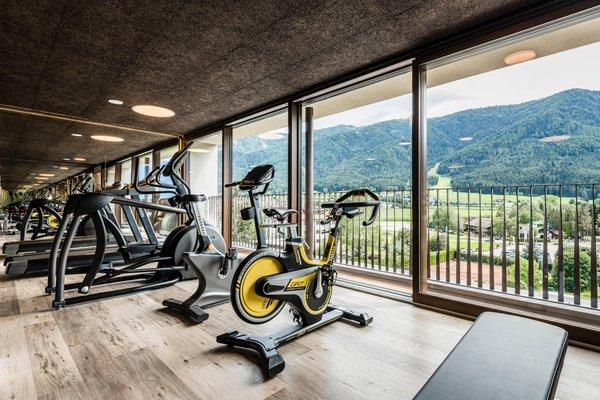 Foto della zona fitness Hotel Olympia
