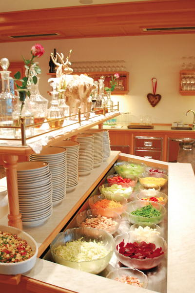 Ricette e proposte gourmet Olympia