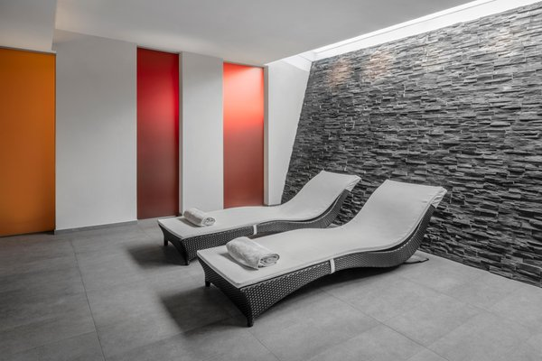 Photo of the wellness area Hotel Krondlhof
