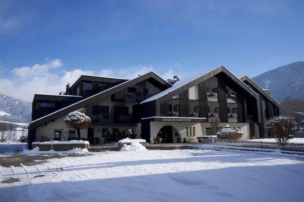 Foto invernale di presentazione Hotel Krondlhof