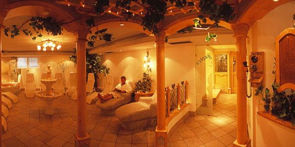 Photo of the wellness area Hotel Reipertingerhof