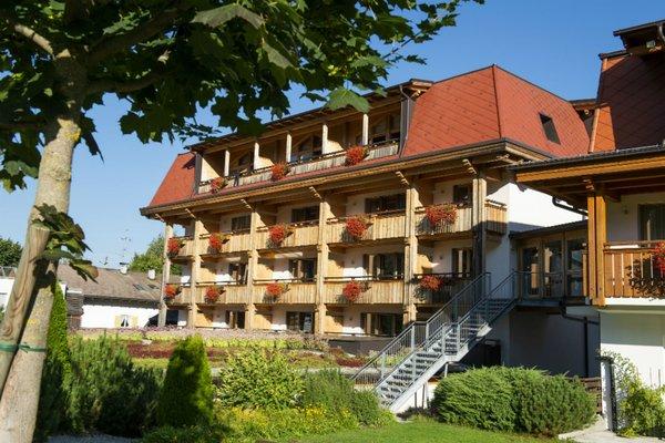 Foto estiva di presentazione Reischach - Hotel 3 stelle sup.
