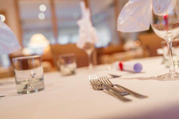 Il ristorante Riscone Prack