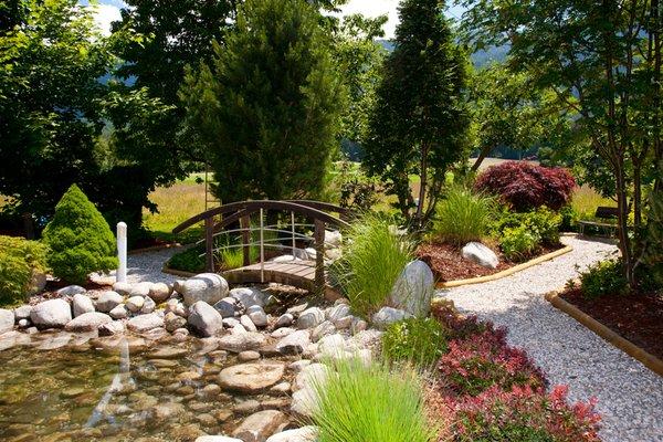 Foto del giardino Riscone