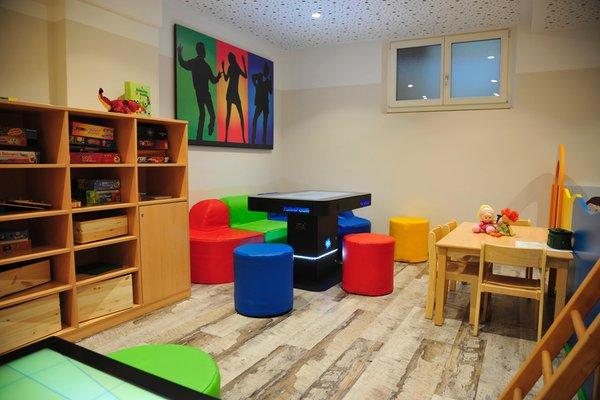 Das Kinderspielzimmer Hotel Tannenhof