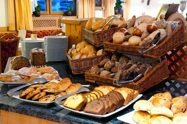 La colazione Tannenhof - Hotel 3 stelle