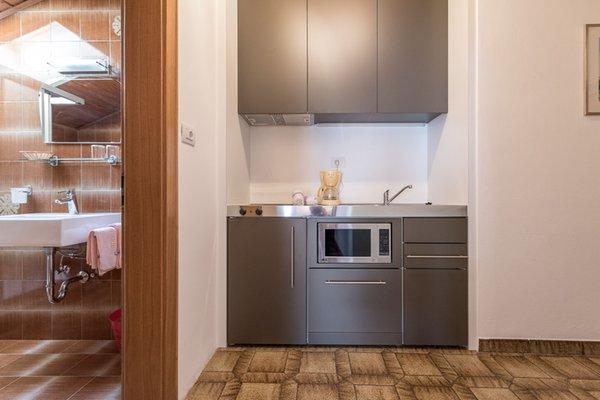 Foto della cucina Hotel B&B Feldmessner