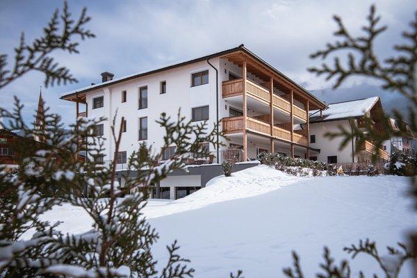 Foto invernale di presentazione Hotel B&B Feldmessner