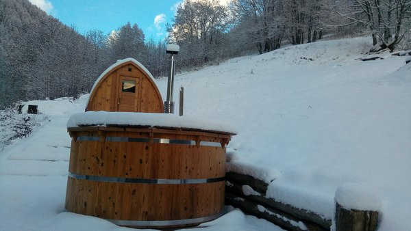 Photo of the sauna Saint-Rhémy-En-Bosses