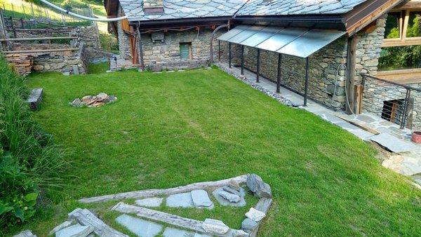 Photo of the garden Saint-Rhémy-En-Bosses (Gran San Bernardo)