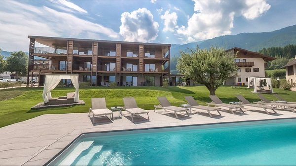 Summer presentation photo B&B Boutique Apartment Oberwiesen - B&B (Garni) + Apartments 3 stars sup.