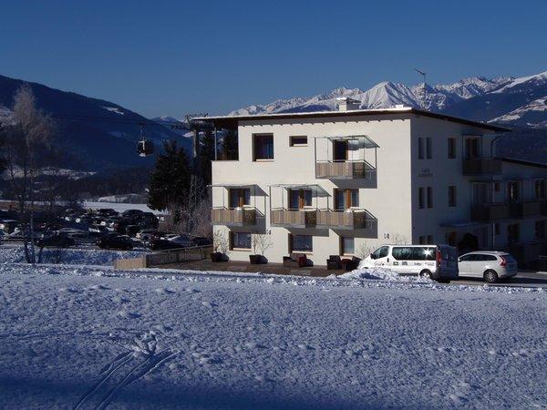 Foto Außenansicht im Winter Schorneck