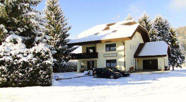 Foto invernale di presentazione Vera - Residence 2 stelle