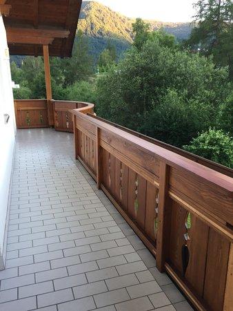 Foto del balcone Erlacher