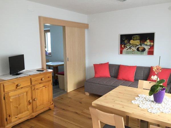 The living area Apartments Erlacher