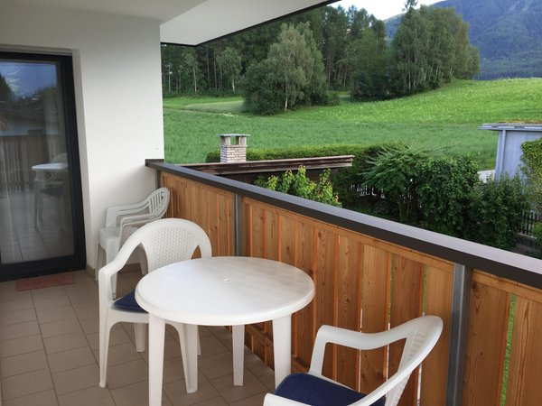 Photo of the balcony Erlacher
