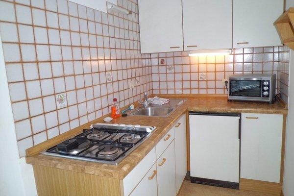 Foto der Küche Großflatscherhof