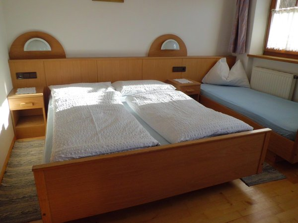 Foto vom Zimmer Ferienwohnungen Großflatscherhof