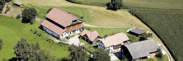 Lage Ferienwohnungen Großflatscherhof Riscone
