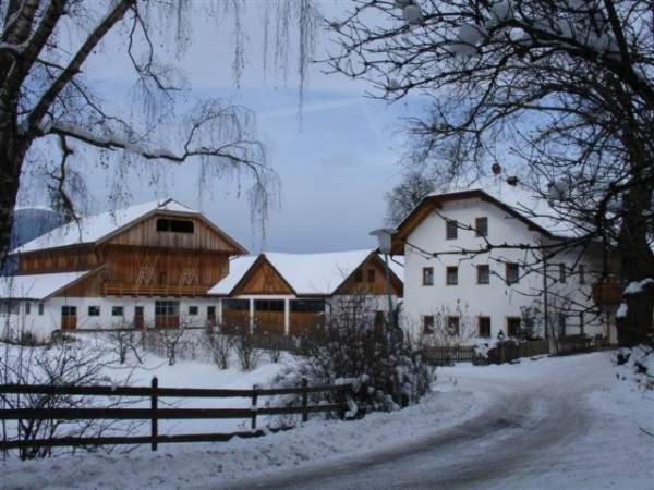 Winter Präsentationsbild Großflatscherhof - Ferienwohnungen 3 Blumen