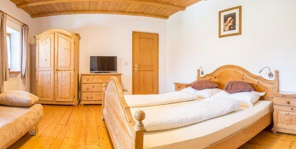 Foto della camera Appartamenti in agriturismo Großflatscherhof