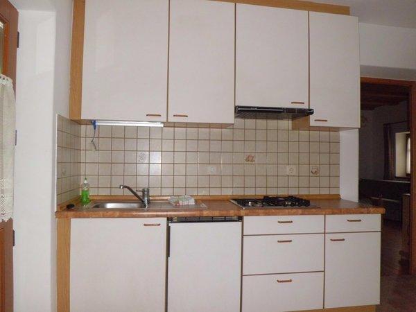 Foto della cucina Großflatscherhof