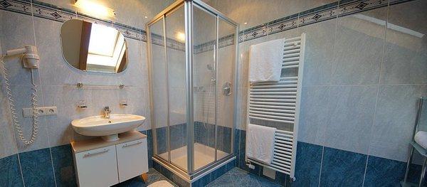 Foto del bagno Appartamenti Villa Madeleine