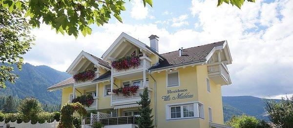 Foto esterno in estate Villa Madeleine