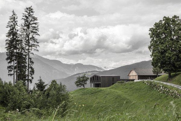La posizione Appartamenti in agriturismo naturApart Riscone
