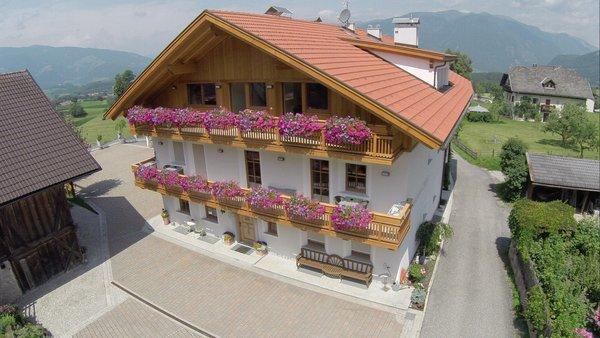 Foto estiva di presentazione Appartamenti Winklerhof