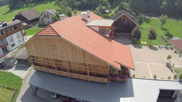 Foto esterno in estate Winklerhof