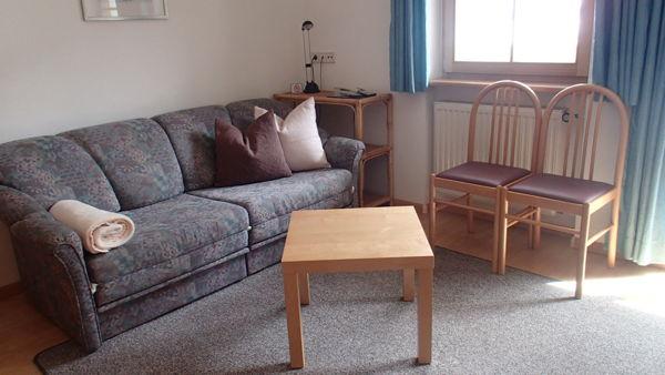 La zona giorno Appartamenti Winklerhof