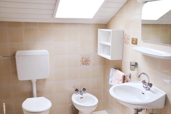 Foto del bagno Bed & Breakfast Haus Sandgrube