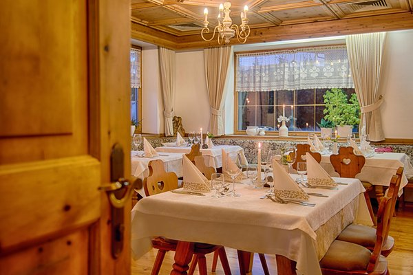 The restaurant San Giorgio / St. Georgen (Brunico / Bruneck and surroundings) Gissbach