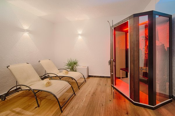 Photo of the wellness area Hotel Gissbach