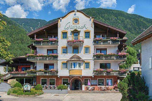 Foto estiva di presentazione Hotel Gissbach