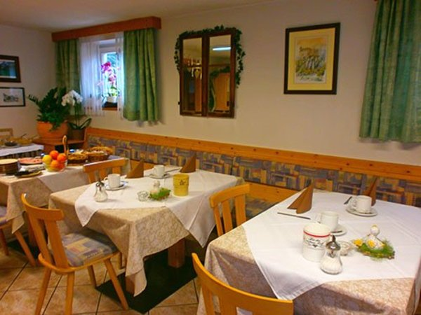 The restaurant San Giorgio / St. Georgen (Brunico / Bruneck and surroundings) Hattlerhof